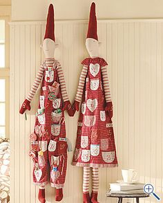 Advent Calendar Elf
