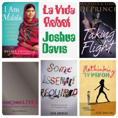 30 Diverse YA Titles To Get On Your Radar Fiction & Non- Fiction via BOOK RIOT
