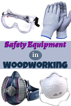Woodworking can be dangerous if the proper safety equipement is missing. Discover you top 5 Safety Equipment you must have to protect yourself!