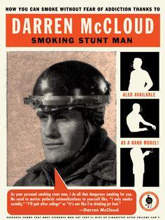 Anti-Smoking ad by Aesthetic Apparatus