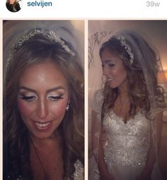 Bridal hair/makeup
