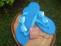 Ideas para decorar sandalias
