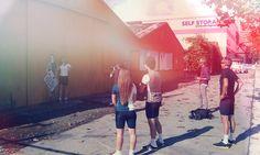 Isadore - LA sightseeing #cyclingmemories
