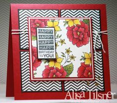 I Like You coloured with Blendabilities. Created by Alisa Tilsner Stampin' Up! Australia www.alisatilsner.com #ilikeyou #blendabilities #stampinupaustralia