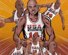7 histórias em quadrinhos online sobre esportes olímpicos