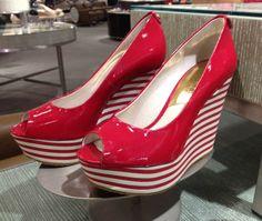 Michael-Kors-Red-Striped-Shoes-12-12-550 www.thewomenseye.com