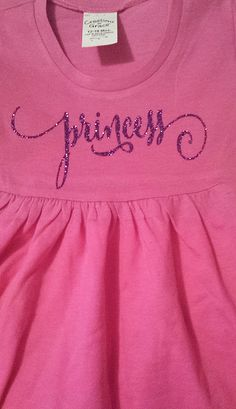Lil' Girl's Princess Dress $15