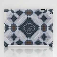CenterViewSeries300 iPad Case by fracts - fractal art - $60.00
