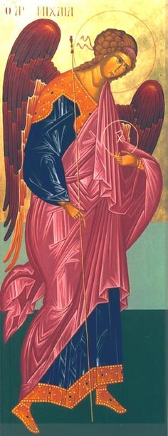 Orthodox Icon of Archangel Michael