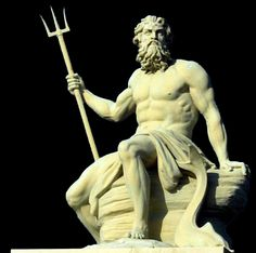 Poseidon God of the Sea