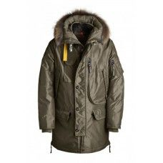 Nieuwe Heren Parajumpers Parka Online Shop Olijf Kodiak Long ZG3PP9,Parajumpers  Kodiak Sale