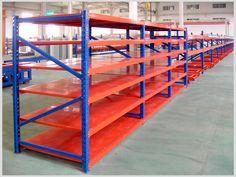 storage logistics racking system