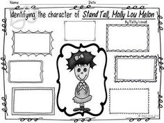 Lesson on understanding characters…great post