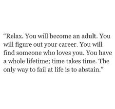 This is comforting