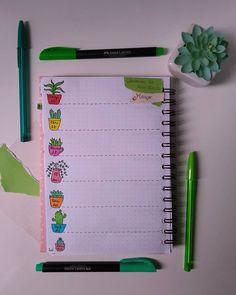 Como ficou meu Bullet Journal do mês de março. Layout inspirado no tema plantinhas da Aline Albino. Caderno organizado. Organização de tarefas. Colagens e desenhos fáceis. Adesivos para planner. Veja mais em instagram.com/tamaravilhosamente.art.br   #bulletjournal #plantinhas #cadernopontilhado Bujo, Bullet Journal, Notebook, Layout, Instagram, Easy Drawings, Paper Pieced Patterns, Stickers, Page Layout