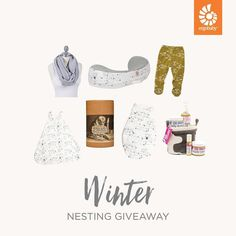 Let's kick off this Friday with a GIVEAWAY!  To celebrate the season of snuggle we have joined together with some amazing brands to bring you the coziest products for winter with your family. Weve got your essentials covered with @zenbunni biodynamic Canyon Coco @zoeorganics deluxe pregnancy gift set @radrevolutionkids footie pants and @bebeaulait deluxe blend nursing scarf! Along with the new @Ergobaby sleep sack swaddler and sheep nursing pillow!  Click the link in our profile to enter…