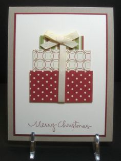 Just click the link to find out more Homemade Christmas Card Ideas Simple Christmas Cards, Homemade Christmas Cards, Handmade Christmas, Homemade Cards, Holiday Cards, Christmas Diy, Xmas Cards Handmade, Christmas Packages, Christmas Birthday