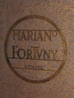 1000 Images About For Fortuny Lovers On Pinterest