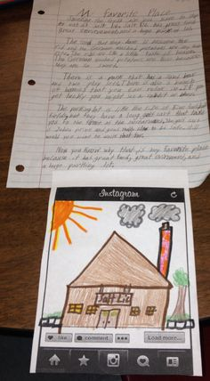 fun and interactive way to practice revising and editing skills  report on my favorite place essay my favorite place essays my favorate place has always been grandma s house my grandma s house has and always will have a