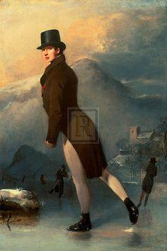 Charles Robison by John Ibbetson