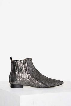 675955b2bc05 Hudson Reine Metallic Ankle Boot Dream Shoes