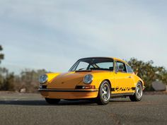 1973 Porsche 911 Carrera RS 2.7 Touring | New York - Driven By Disruption 2015 | RM Sotheby's