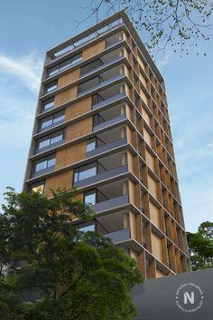 Vertical Itaim - Apartamento no Itaim - Vitacon