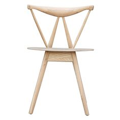 Fronter Dining Chair - Natural