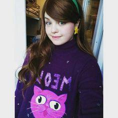 Mabel cosplay^^ by AskAbbeyGail.deviantart.com on @DeviantArt