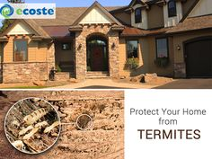 Free your ‪#‎Home‬ from Termite by ‪#‎WPC‬ - A substitute for ‪#‎Plywood‬ - http://www.ecoste.in/