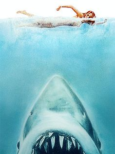 Jaws | #film #movie #poster