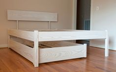 Impossible to find: queen bed with twin trundle