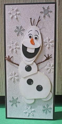 Diy Christmas Cards, Xmas Cards, Handmade Christmas, Holiday Cards, Christmas Crafts, Greeting Cards, Christmas Activities, Christmas Christmas, Cute Cards