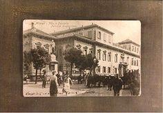 Piazza Beccaria all'inizio del secolo XX