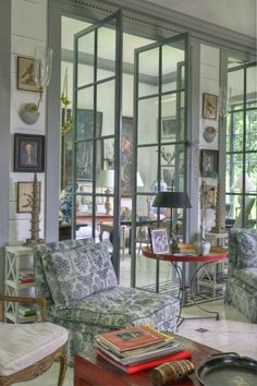 Furlow-Gatewood-Rod-Collins-photo - the photo that makes everyone's jaws drop! Those amazing French doors!!!