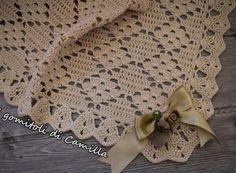 Crochet Bebe Fotos 48 Ideas For 2019 Crochet Pillow Patterns Free, Baby Afghan Crochet, Crochet Chart, Crochet Stitches, Knitting Patterns, Plaid Crochet, Crochet Kids Hats, Crochet Mittens, Diy Crochet Bikini