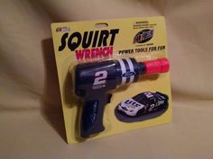 Rusty Wallace Squirt Wrench Power Tool Fun Fan Fueler NEW Matco Lite Beer NASCAR #FanFueler