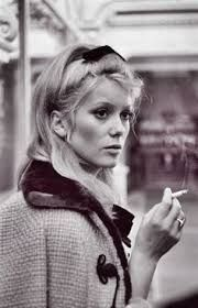 「Photos of Catherine Deneuve taken by Douglas Kirkland」の画像検索結果
