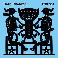Half Japanese - Perfect [Black Vinyl]