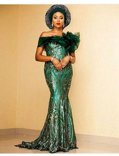 There are quite a few ways to acquire ourselves beautified next an aso ebi styleNigerian Yoruba dress styles , Even if you are thinking of what to create and execute when an Asoebi style. African Lace Styles, African Lace Dresses, Latest African Fashion Dresses, African Dresses For Women, African Print Fashion, Africa Fashion, African Attire, African Wear, African Style