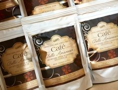 100% Artisan Puerto Rican Coffee. Perfect wedding favor your guests will love!