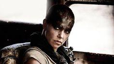 El 'look' de Charlize Theron en 'Mad Max'