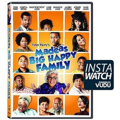 Tyler Perry's Madea's Big Happy Family (The Movie) (Widescreen)