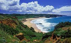 Praia do Amado, Algarve (Portugal), super mooi strand met langzaam aflopende zeebodem