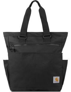 Carhartt WORK IN PROGRESS Black Mills Bag