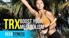 TRX- Metabol Boost