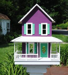 Half scale house - HOUSES FOR KIDS FIGHTING CANCER - Gallery - The Greenleaf Miniature Community
