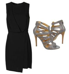 Shoes That Go Best With That Little Black Dress. Read more on the blog! #lbd #shoes #famousfootwear