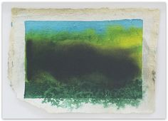 Jo Dalgety - watercolour & charcoal on hand made paper.