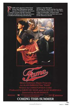 Fame 1980 Movie Analysis Essay - image 11